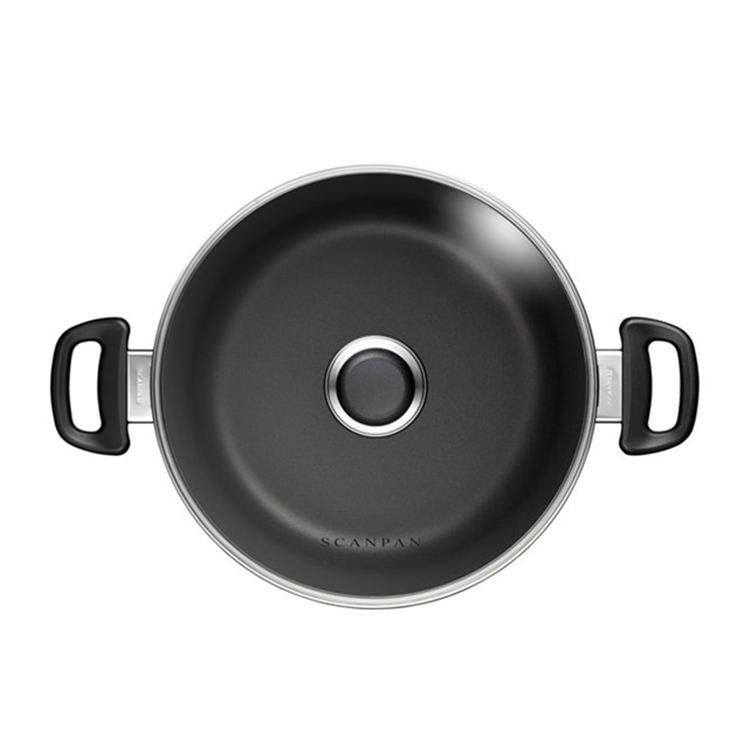 Scanpan Classic Induction Dutch Oven 6.5L