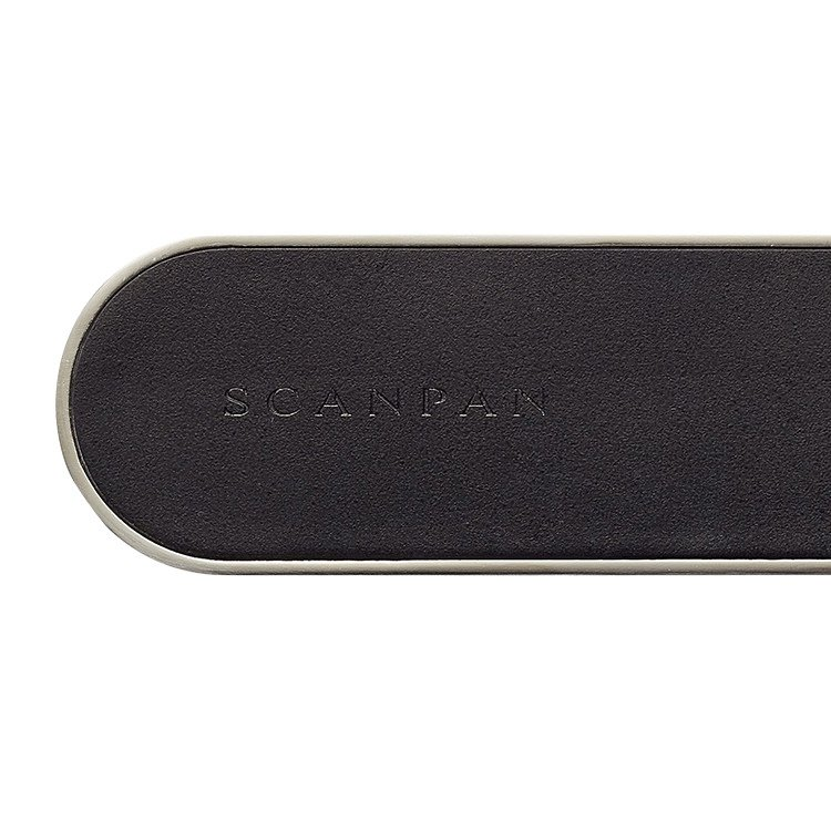 Scanpan Classic Magnetic Knife Rack 39cm Black