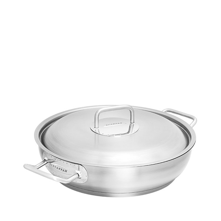 Scanpan Commercial Covered Chef's Pan 30cm