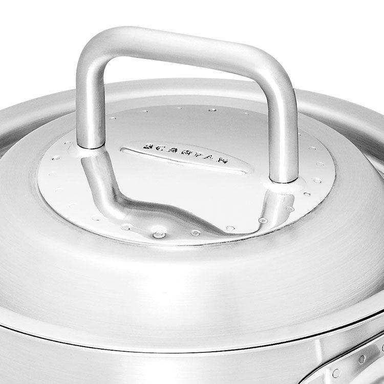 Scanpan Commercial Covered Saucepan 1.2L