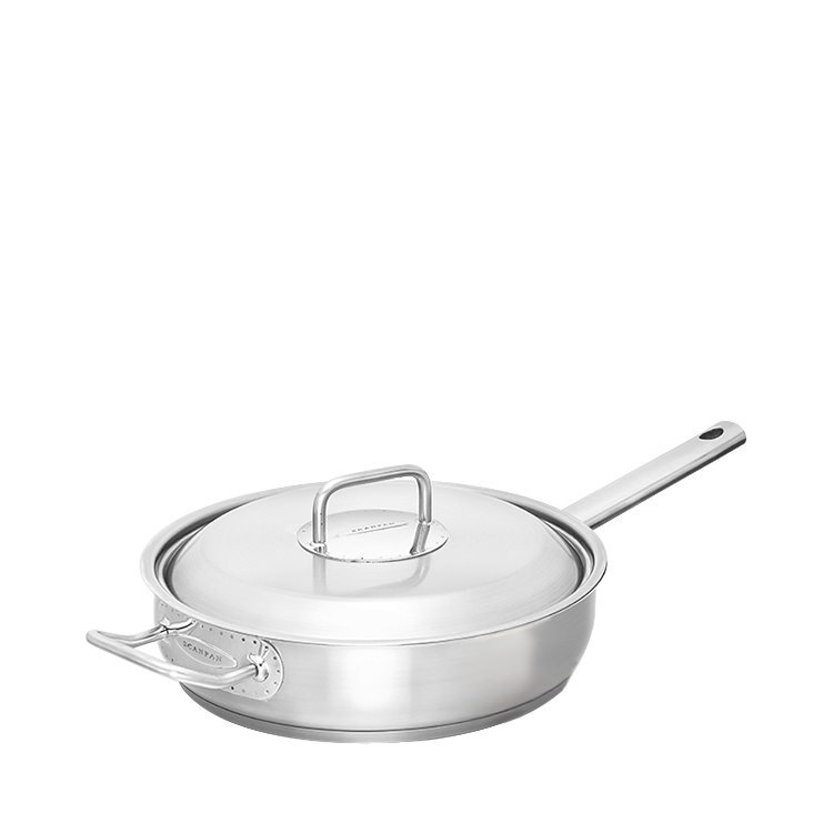 Scanpan Commercial Covered Saute Pan 28cm