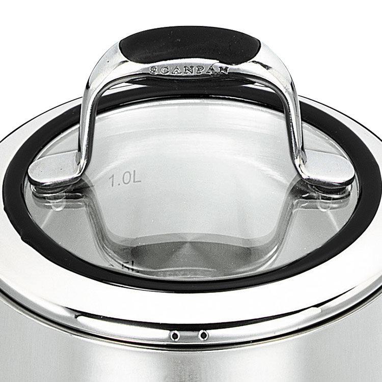 Scanpan Coppernox Covered Saucepan 1.2L image #2