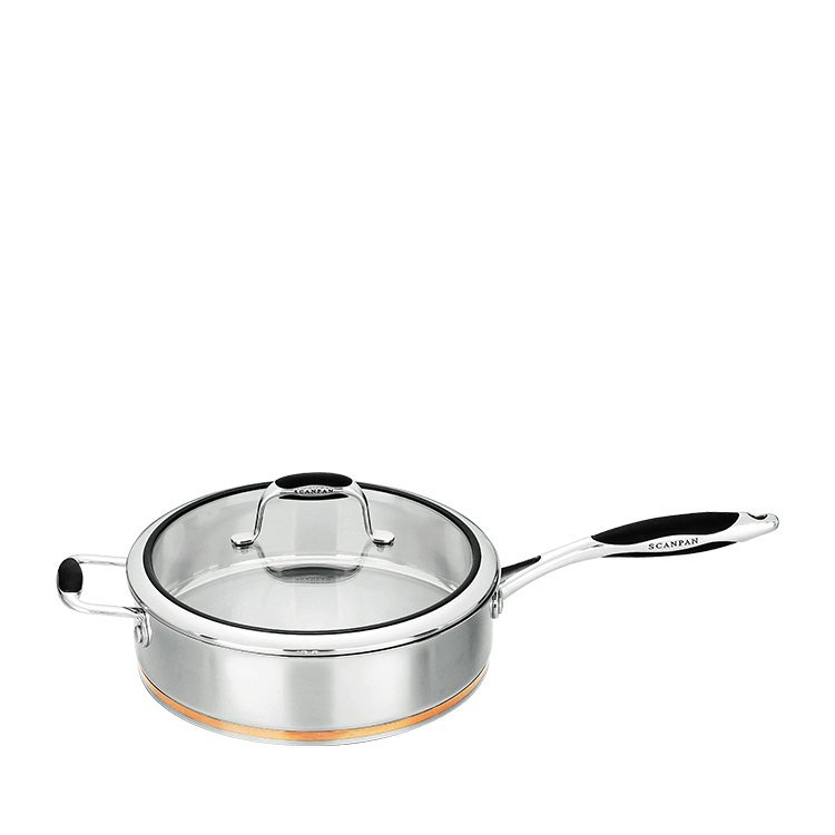Scanpan Coppernox Covered Saute Pan 28cm