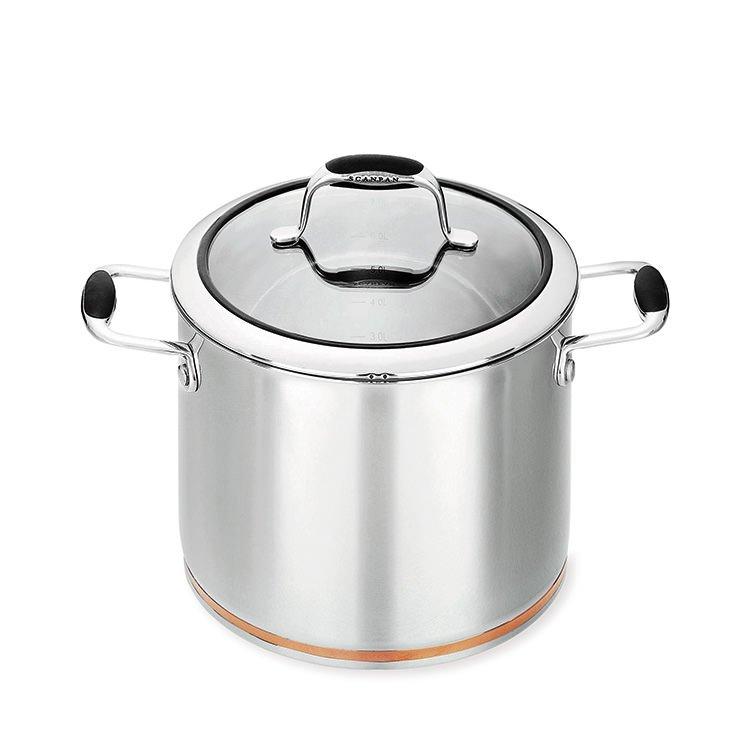 Scanpan Coppernox Covered Stock Pot 7.2L