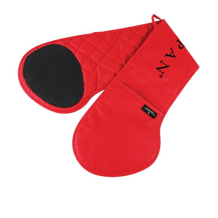 Scanpan Double Oven Mitt with Silicone