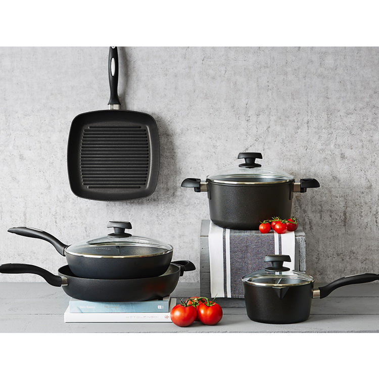 Scanpan Evolution Saucepan 16cm - 1L