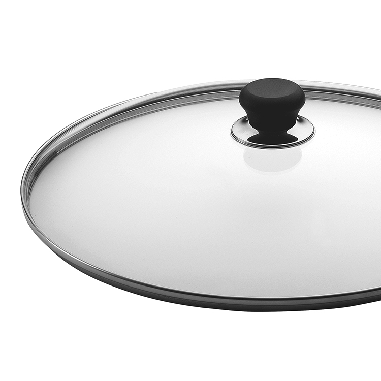 Scanpan Glass Lid with Silver Rim 28cm image #2