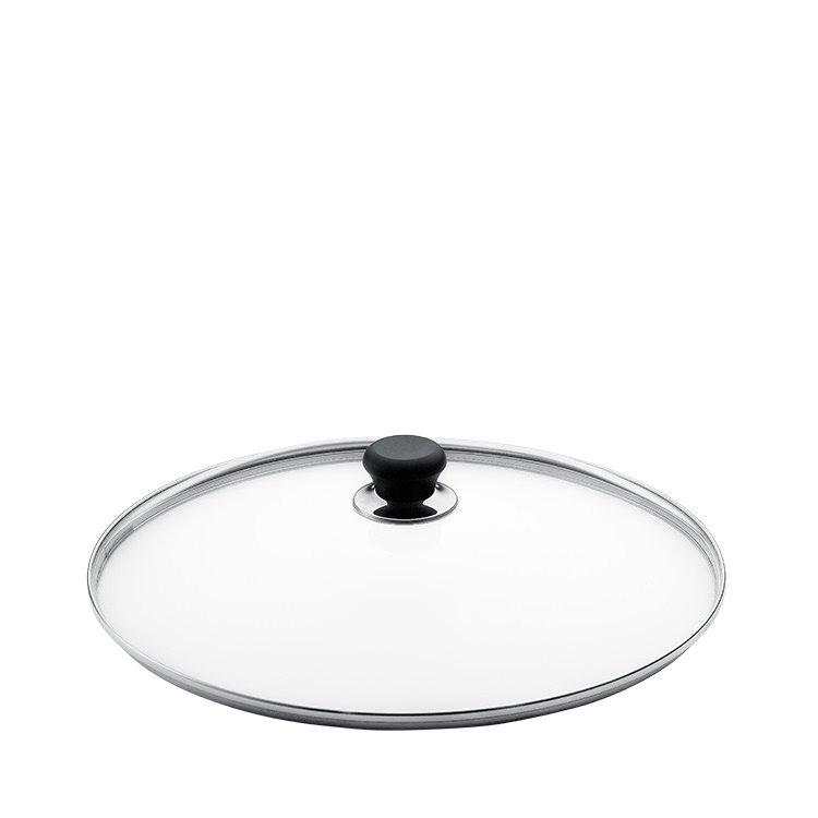 Scanpan Glass Lid with Silver Rim 32cm