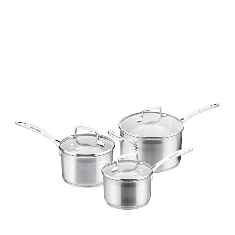 Scanpan Impact 6pc Cookware Set image #2