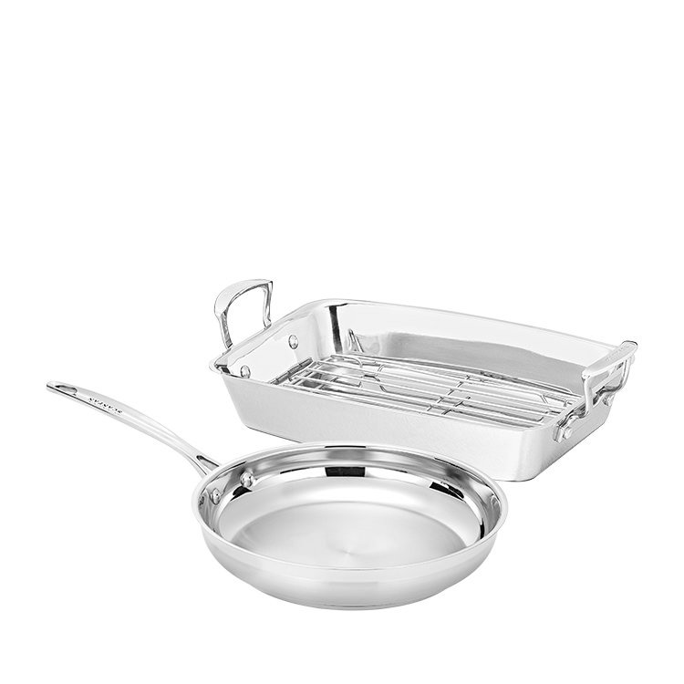 Scanpan Impact 10pc Cookware Set