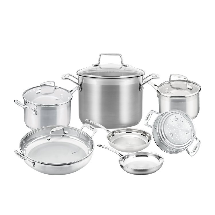 Scanpan Impact 7pc Cookware Set