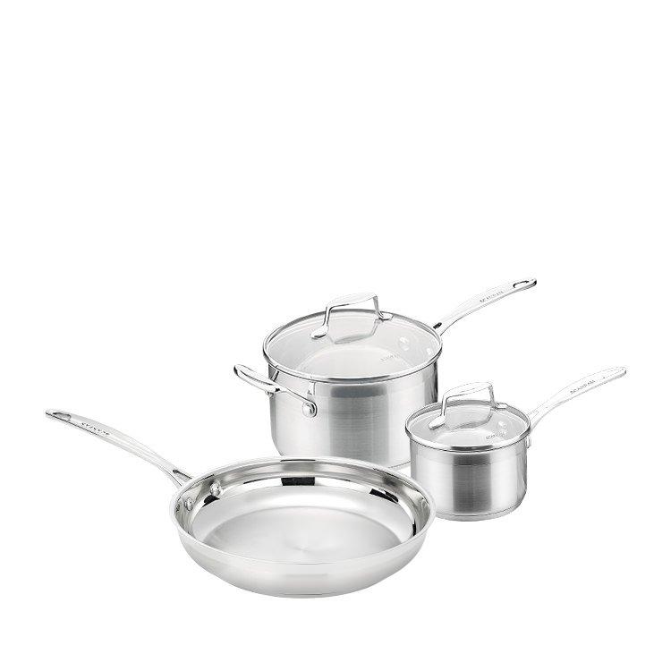 Scanpan Impact 6pc Cookware Set w/ Roaster