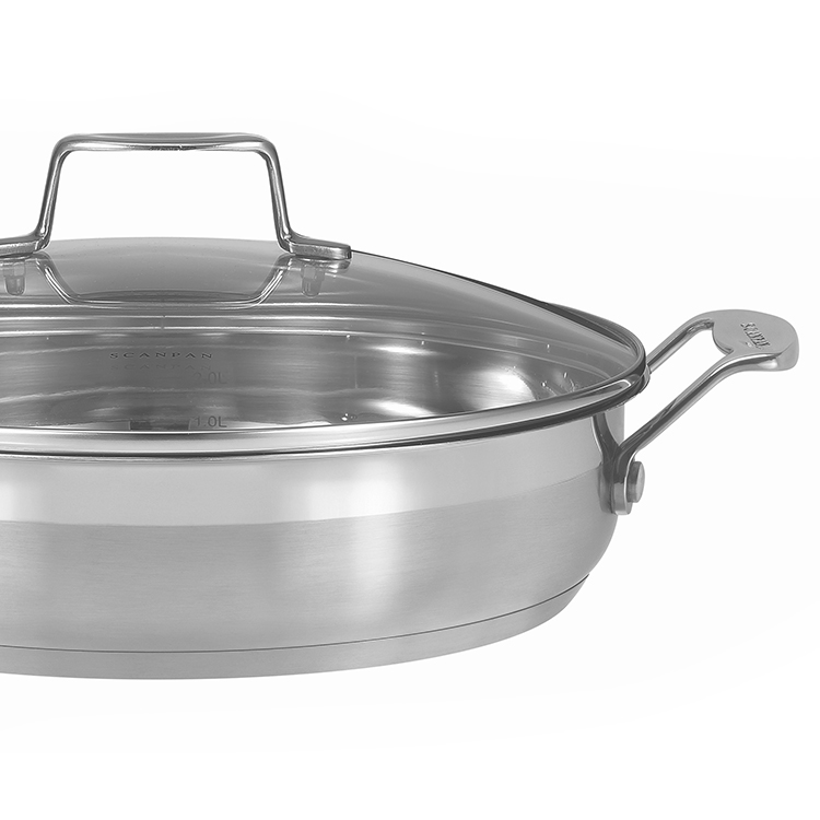 Scanpan Impact Chef Pan 28cm image #2