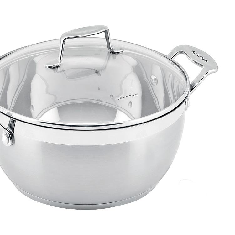 Scanpan Impact Stew Pot w/ Lid 32cm - 8.5L image #2