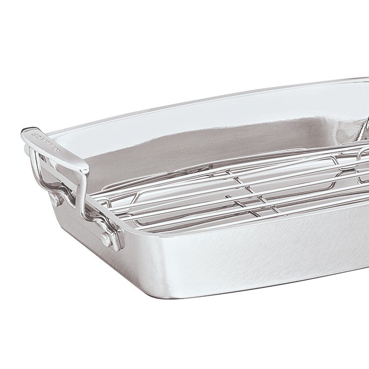 Scanpan Impact Induction Roasting Pan 42x26cm