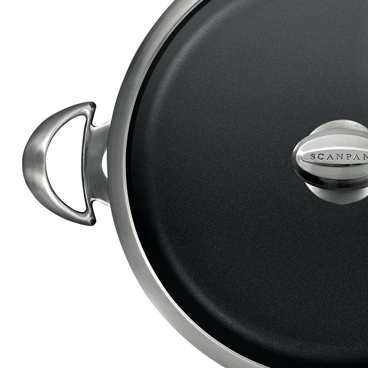 Scanpan Pro IQ Chef's Pan 32cm image #2
