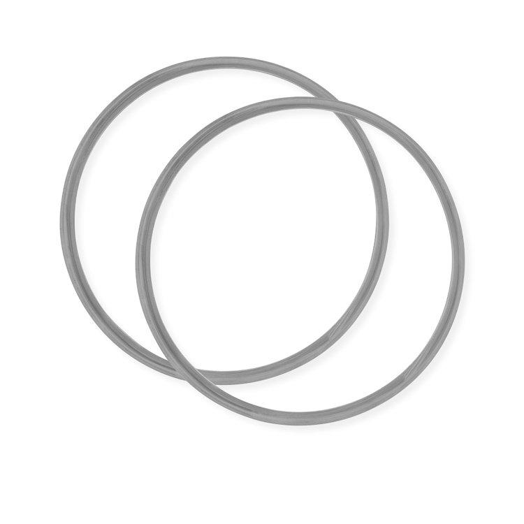 Scanpan Silicone Rings Set of 2 24cm