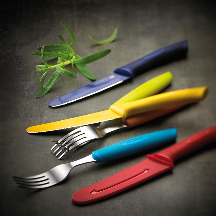 Scanpan Spectrum 6pc Steak Knife Set