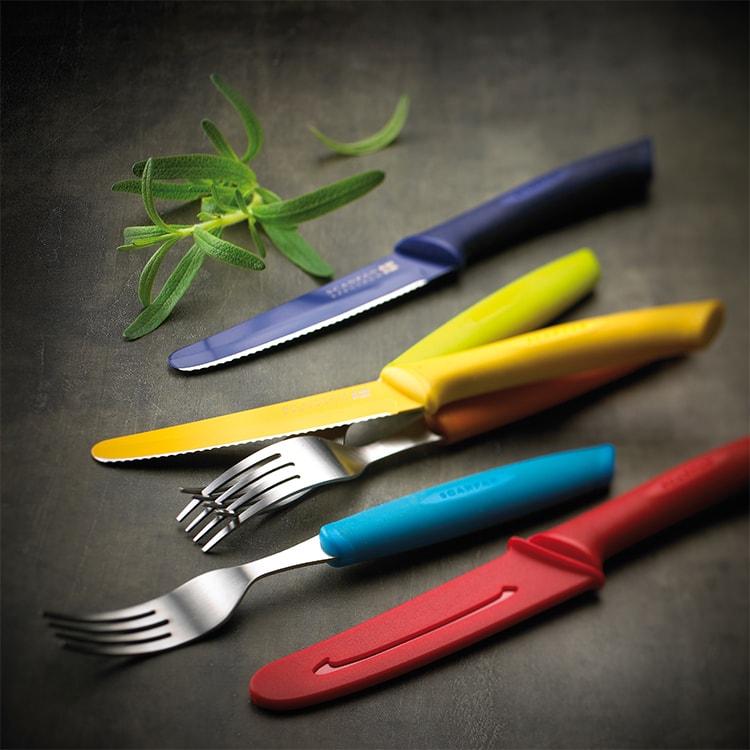 Scanpan Spectrum 6pc Steak Knife Set