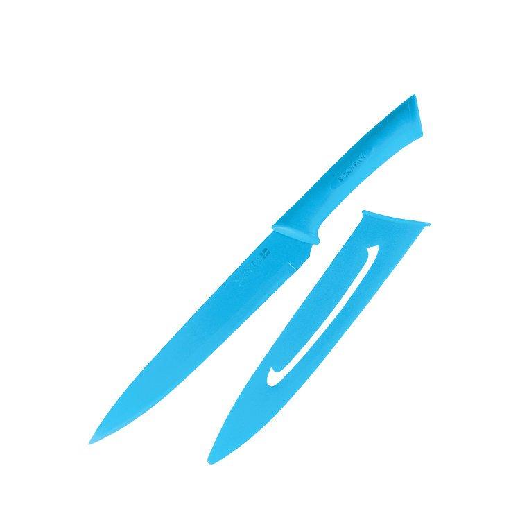 Scanpan Spectrum Carving Knife 20cm Blue