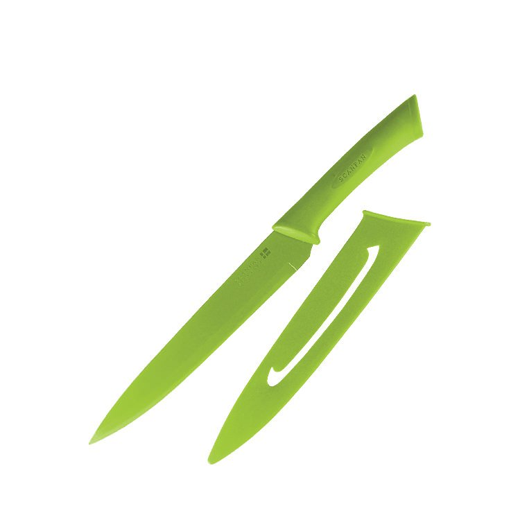 Scanpan Spectrum Carving Knife 20cm Green