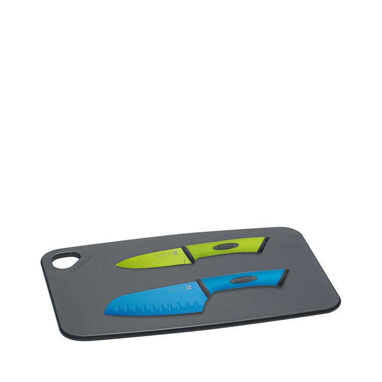 Scanpan Spectrum Cutting Board Set 3pc