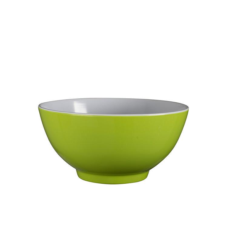 Serroni Melamine Bowl 15cm Lime