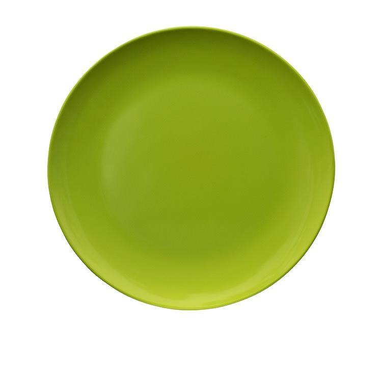 Serroni Melamine Plate 21cm Lime