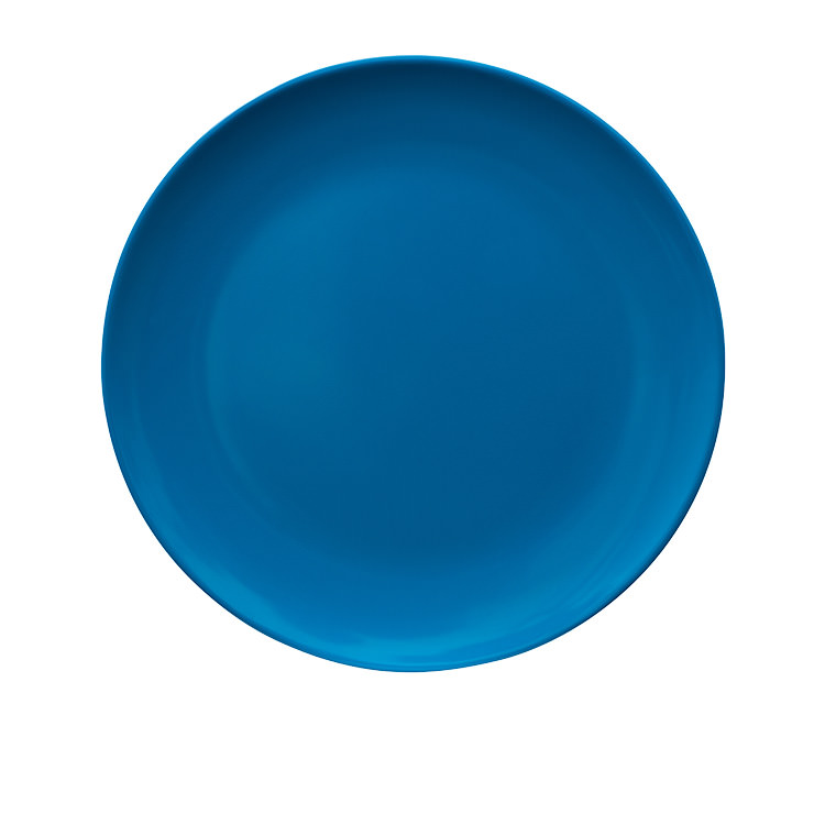 Serroni Melamine Plate 21cm Reflex Blue