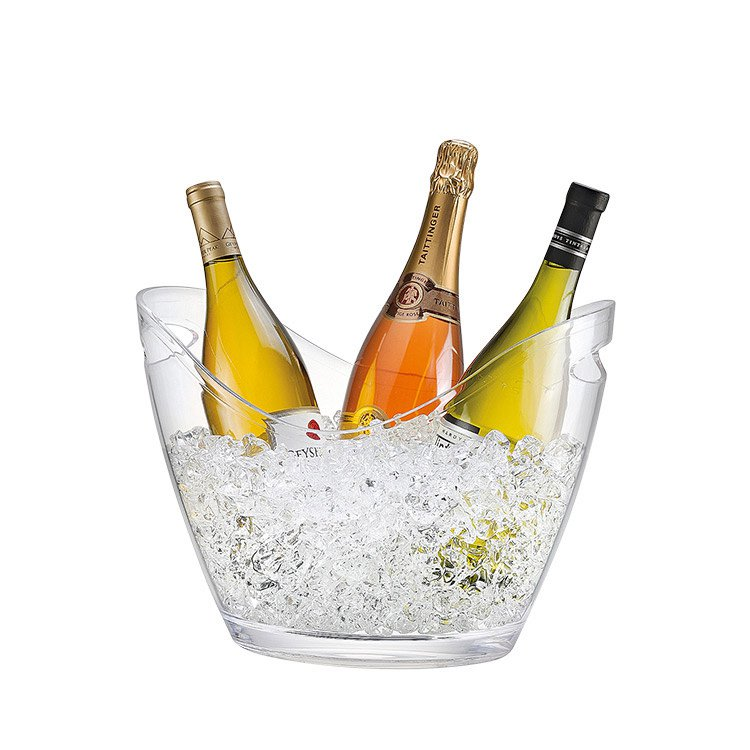 Serroni Unbreakable Vino Gondola Drinks Tub