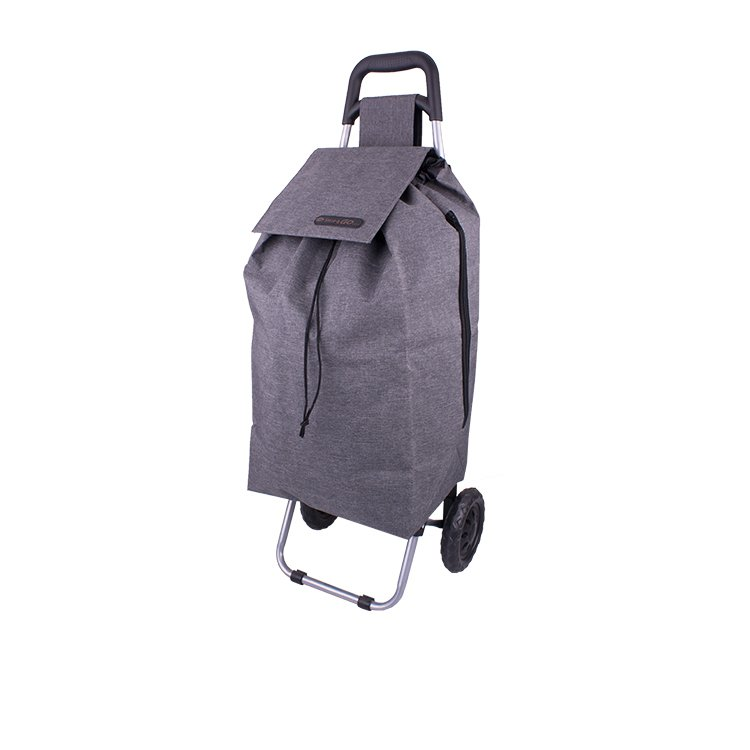 Shop & Go Sprint Shopping Trolley Charcoal Grey