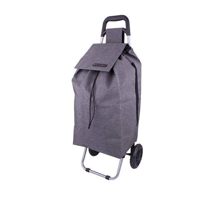 Shop & Go Sprint Shopping Trolley Charcoal Grey