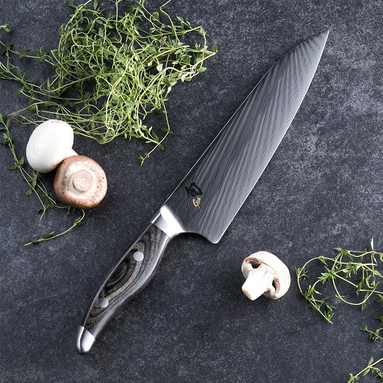 Shun Nagare Chef's Knife 20cm