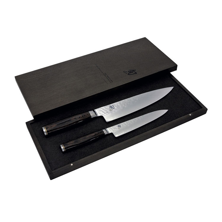 Shun Premier 2pc Knife Set