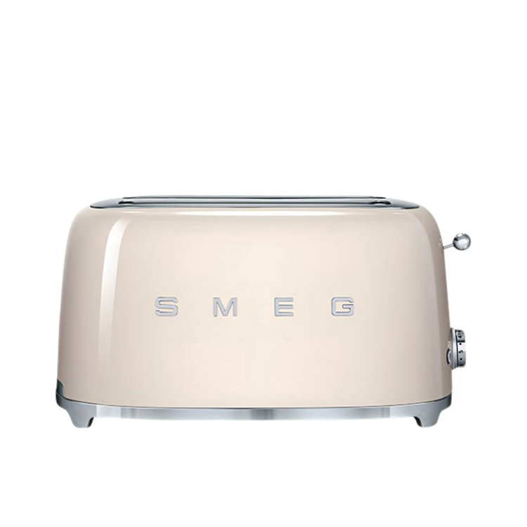 Smeg 4 Slice Toaster Cream