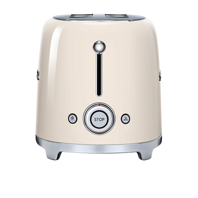 Smeg 4 Slice Toaster Cream image #3