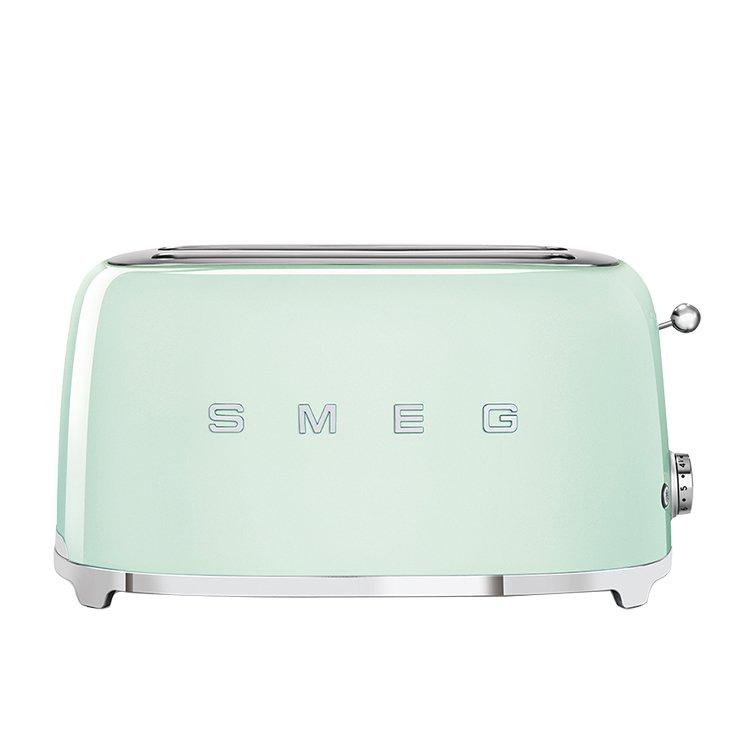 Smeg 50's Retro Style 4 Slice Toaster Pastel Green