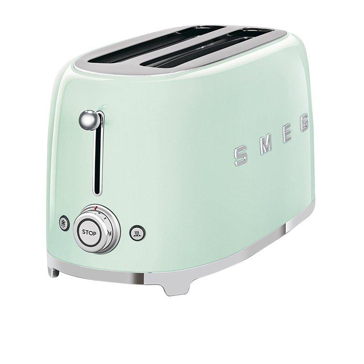 Smeg 4 Slice Toaster Pastel Green image #2