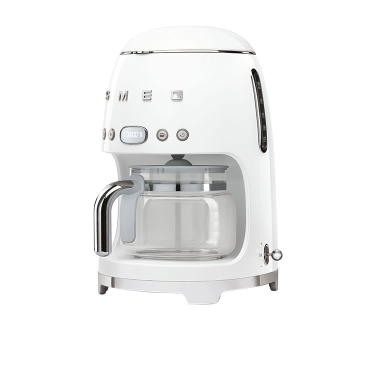 Smeg 50's Retro Style Drip Filter Coffee Machine White
