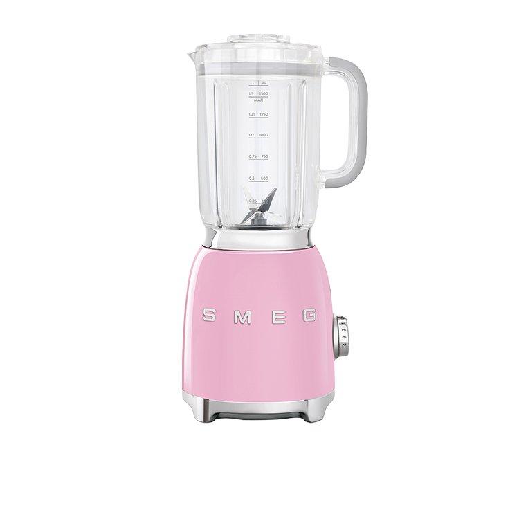 Smeg 50's Retro Style Blender 1.5L Pastel Pink