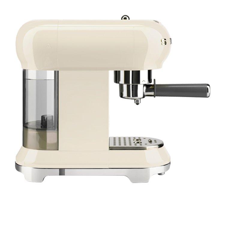 Smeg Coffee Machine Cream