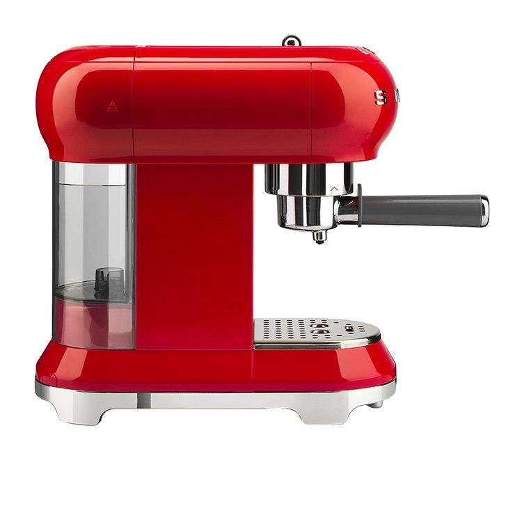 Smeg Coffee Machine Red image #3