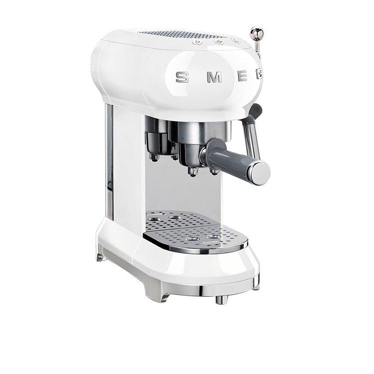 Smeg Coffee Machine White
