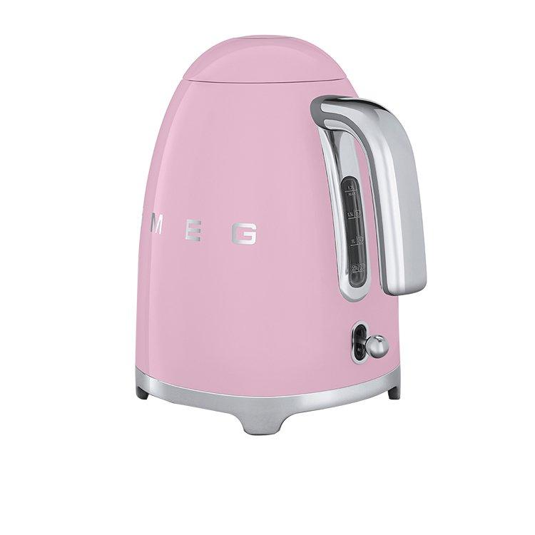 Smeg Kettle 1.7L Pastel Pink image #2