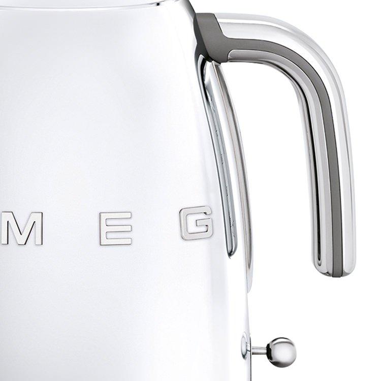 Smeg Kettle 1.7L Stainless Steel image #3