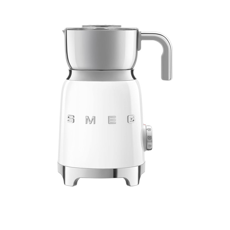 Smeg Milk Frother White