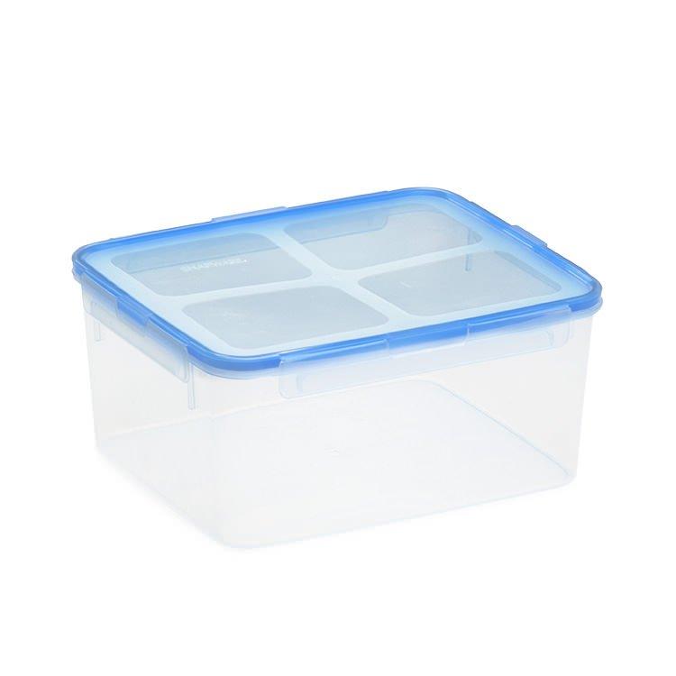 Snapware Airtight Rectangle Storage Container 4.3L Blue