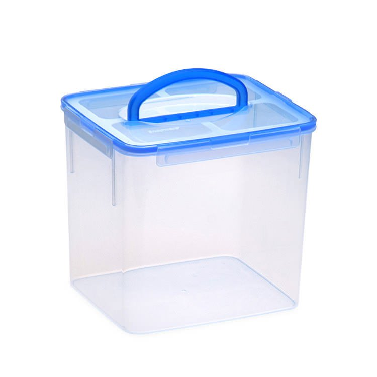 Snapware Airtight Rectangle Storage Container W Handle 9