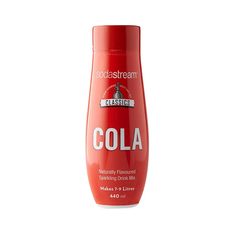 SodaStream Classic Syrup Cola 440ml