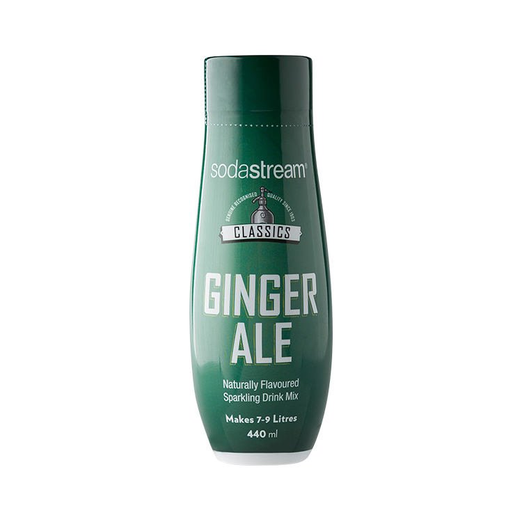 SodaStream Classic Syrup Ginger Ale 440ml